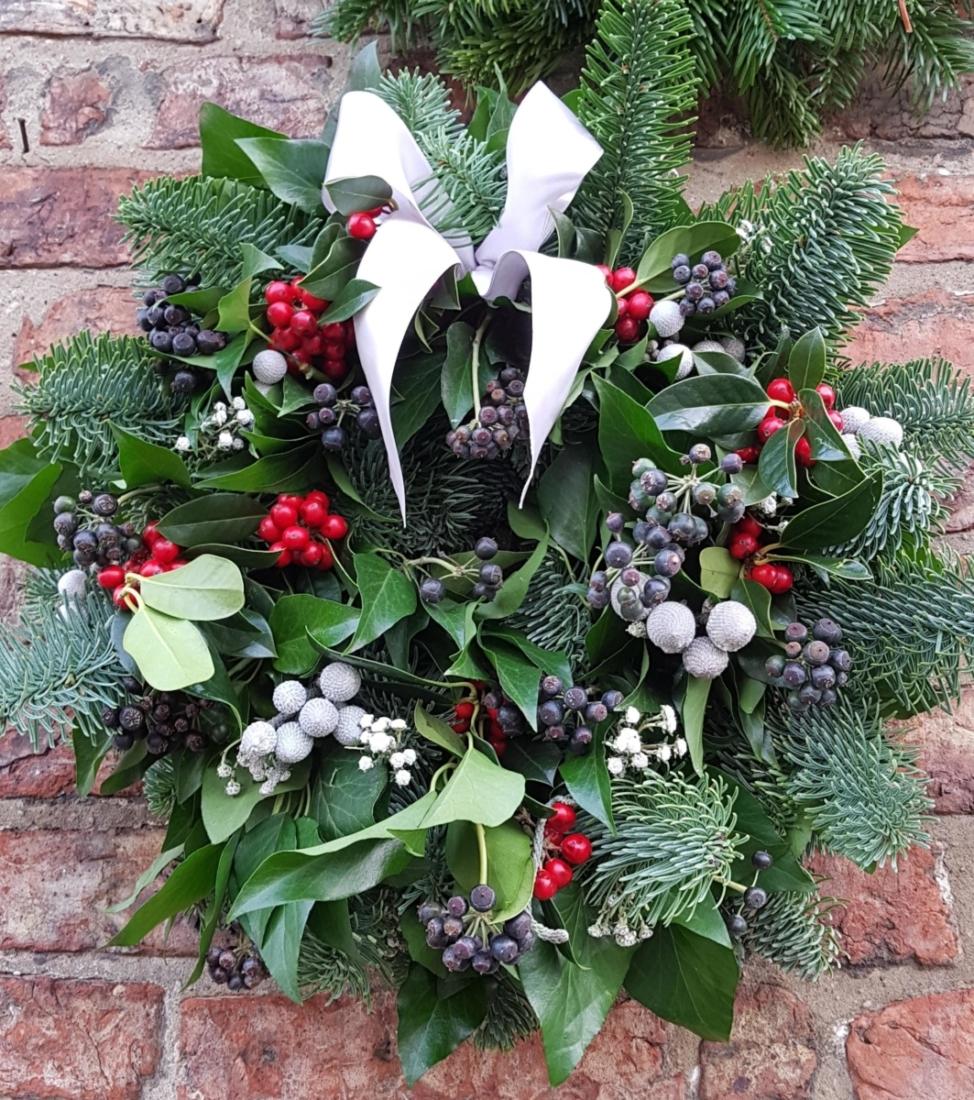 Berries Wreath